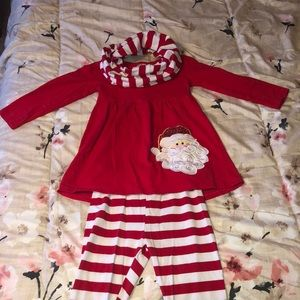 Other - Adorable Santa outfit